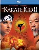 Karate Kid, The: Part II Blu-ray