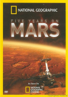 National Geographic: Five Years On Mars Movie