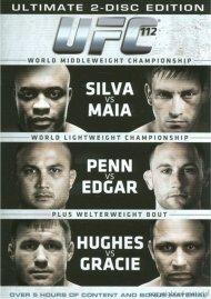 UFC 112: Invincible Movie