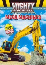 Mighty Machines: Mega Machines Movie