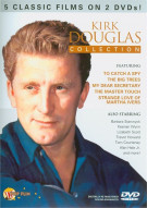 Kirk Douglas Collection Movie