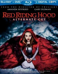 Red Riding Hood: Alternate Cut (Blu-ray + DVD + Digital Copy) Blu-ray