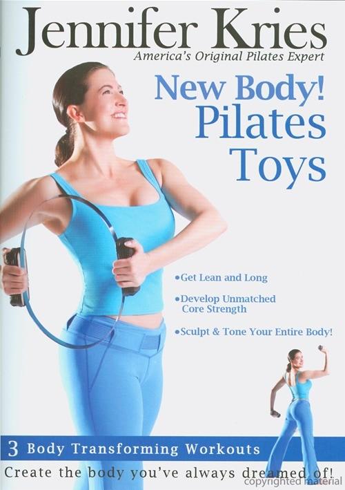 New Body! Pilates Toys With Jennifer Kries Movie