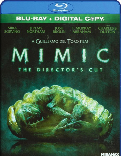 Mimic (Blu-ray + Digital Copy) Blu-ray