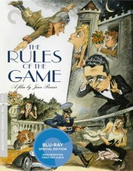 Rules Of The Game, The: The Criterion Collection Blu-ray