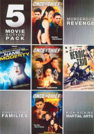 5 Features Action Movie Pack Movie