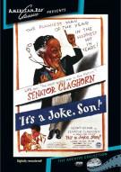 Its A Joke, Son Movie