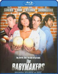 Babymakers, The Blu-ray