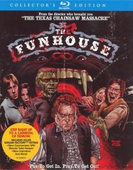 Funhouse, The: Collectors Edition Blu-ray