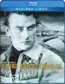 Big Trail, The (Blu-ray + DVD Combo) Blu-ray