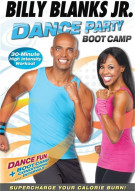 Billy Blanks Jr.: Dance Party Boot Camp Movie