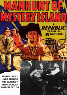 Manhunt Of Mystery Island Movie