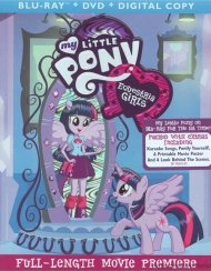 My Little Pony: Equestria Girls (Blu-ray + DVD Combo) Blu-ray