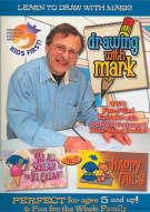 Drawing With Mark: We All Scream For Ice Cream / Happy Tails (Double Feature) Movie