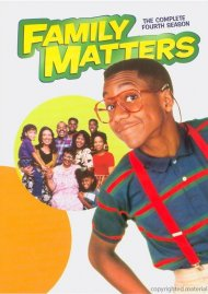 Family Matters: The Complete Fourth Season Movie