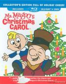 Mr. Magoos Christmas Carol (Blu-ray + DVD Combo) Blu-ray