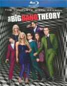 Big Bang Theory, The: The Complete Sixth Season Blu-ray