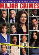 Major Crimes: The Complete Second Season Movie