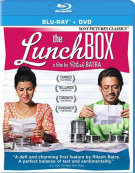 Lunchbox, The (Blu-ray + DVD Combo) Blu-ray