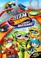 Team Hot Wheels: Origin Of Awesome!  Movie