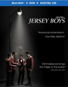 Jersey Boys (Blu-ray + DVD + UltraViolet) Blu-ray