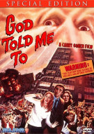 God Told Me To: Special Edition Movie