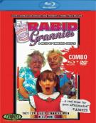 Rabid Grannies (Blu-ray + DVD Combo) Blu-ray