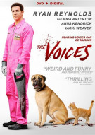 Voices, The (DVD + UltraViolet) Movie
