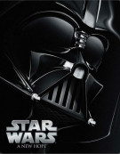 Star Wars: Episode Four - A New Hope (Steelbook) Blu-ray