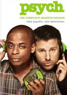 Psych: The Complete Seventh Season (Repackage) Movie