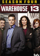 Warehouse 13: Season Four (Repackage) Movie