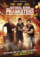 Natural Born Pranksters (DVD + UltraViolet) Movie
