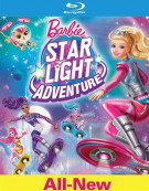 Barbie: Star Light Adventure (Blu-ray + DVD + UltraViolet) Blu-ray