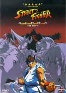 Street Fighter Alpha: The Movie Movie