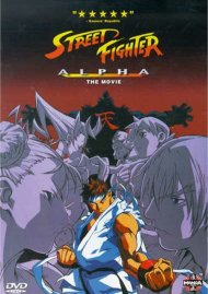 Street Fighter Alpha: The Movie Movie