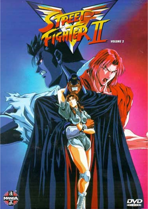 Street Fighter II V: Vol. 2 Movie