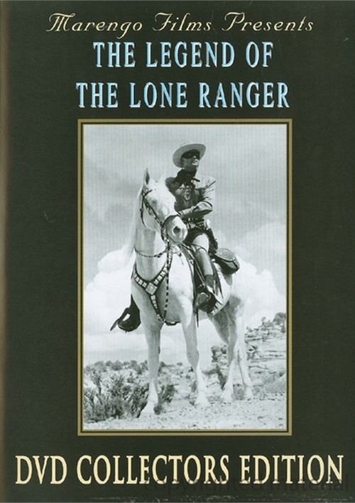 Clayton Moore: The Legend Of The Lone Ranger Movie