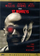 12 Monkeys/ The Jackal (2-Pack) Movie
