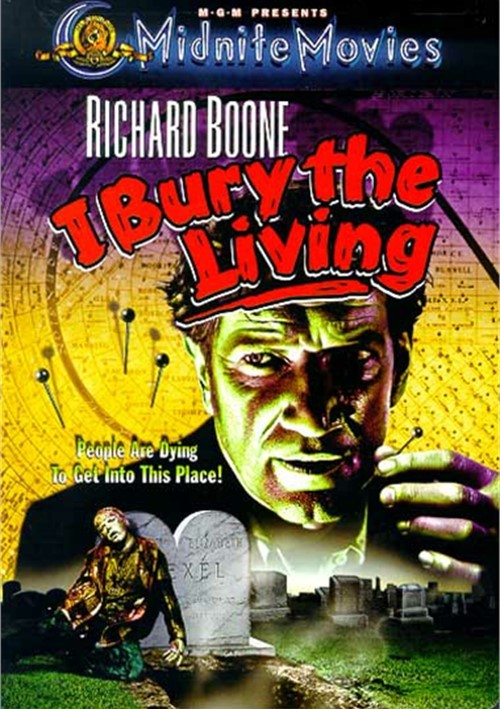 I Bury The Living Movie
