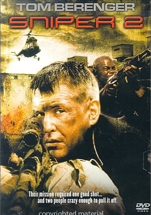Sniper 2 Movie
