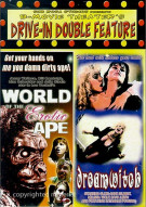 World Of The Erotic Ape / Dream Witch: Drive-In Double Feature Movie