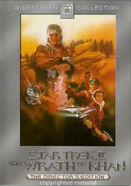 Star Trek II: The Wrath Of Khan - Directors Edition Movie