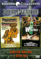 Hammer Collection, The: Prehistoric Women/The Witches Movie