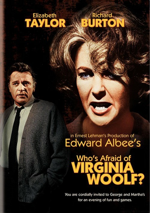 Whos Afraid of Virginia Woolf? Movie