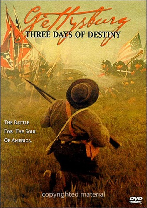 Gettysburg: Three Days Of Destiny Movie