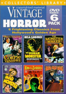Vintage Horror (6 DVD Box Set) (Alpha) Movie