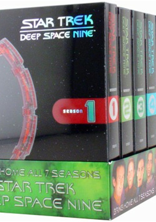 Star Trek: Deep Space Nine - Seasons 1 - 7 Movie