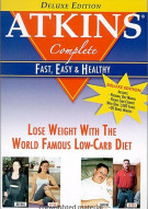 Atkins Complete: Fast, East &  Healthy - Deluxe Edition Movie