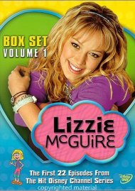 Lizzie McGuire Box Set: Volume One Movie