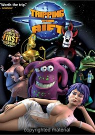 Tripping The Rift: Complete First Season Movie